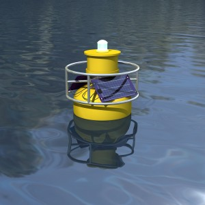 Floating Water Monitoring Station