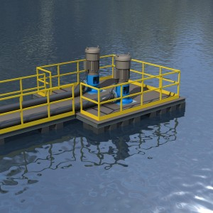 Source Water Pontoon